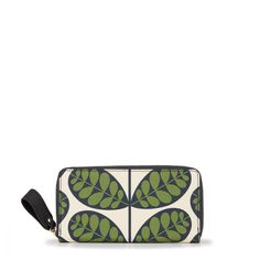 Orla Kiely, The Queen of Prints - Shop The Pebble Grain Collection featuring some of Orla Kiely's most recognisable patterns My Style Quiz, Orla Kiely, Fern, Sunglasses Case, Zip Around Wallet, Grains, Forget, Big, Pattern