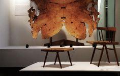 Nakashima Exhibit - Hoshide Wanzer Architects