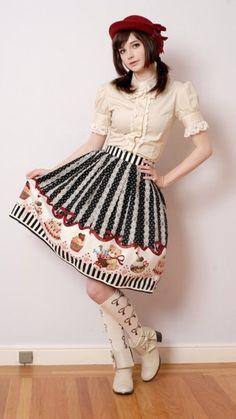 #lolita fashion