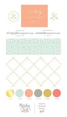 October Ink - Chelsey Elizabeth Design