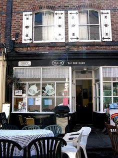 Oxton Tea Shop