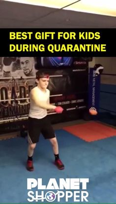 😍ActivPulse Boxing Reflex Ball, There's no shame in being bored. Whenever you find yourself with not so much to do — or not so , Martial Arts Training, Boxing Training, Training Equipment, Resistance Band Training, Resistance Band Exercises, Big Toy Box, Agility Workouts, Training Exercises, Hand Print Ornament