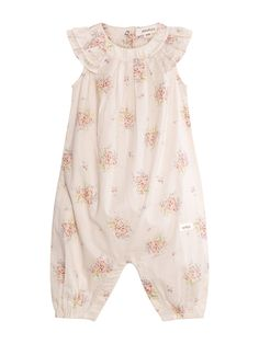 Jumpsuit, Rosa, Kids - KappAhl str 74/80