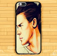 Harry Styles One Direction Scetsa Drawing iPhone Cases Case