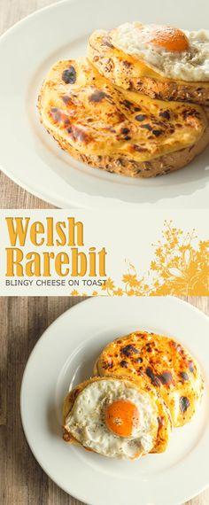 Welsh Rarebit Recipe: Welsh Rarebit is essentially cheese on toast turned up to 11 and as far as I am concerned the most wonderful indulgent breakfast or brunch treat. mama world recipes Supper Recipes, Brunch Recipes, Breakfast Recipes, Yummy Recipes, Vegetarian Recipes, Snack Recipes, Recipe For Welsh Rarebit, Rarebit Recipes, Welsh Recipes