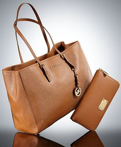 MICHAEL Michael Kors The Jet Set Gift Set light brown (pic)