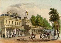 Cheltenham Areas: History of Montpellier and Lansdown