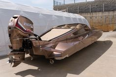 Float Your Boat, Cool Boats, Power Boats, Concept Cars, Motorcycle, Brown, Classic, Catamaran, Derby