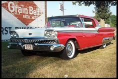 1959 Ford Skyliner Hardtop 352 CI, Automatic