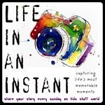 love this life in an instant party (instagram or cell pics) from Kids Stuff World