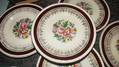 SET of 5 antique c.1913 Royal Ascot  SOHO  by BuyfromGroovy