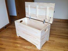 storage box diy step by step tutorial #WoodProjectsDiyBaby