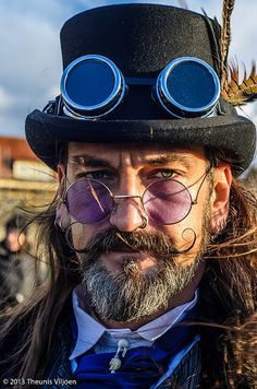 I love his mustache!!! Victorian Steampunk Goth.jpg (ooooh, I like this guy... Tina says)