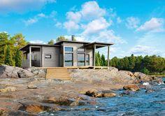 Kontio Lehtisaari -mallit ovat upeita ja käytännöllisiä lomaasuntoja, jotka luovat ensiluokkaiset puitteet koko perheen viihtymiselle.