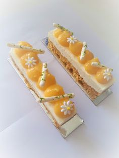 Cheesecake au Citron Vert & Combava By Délices