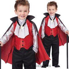 CK534 Dapper V&ire Toddler Boys Dracula Twilight Halloween Fancy Dress Costume  sc 1 st  Pinterest & Toddler Boys Dracula Vampire Halloween Costume SZ 2T Cape Top Pants ...