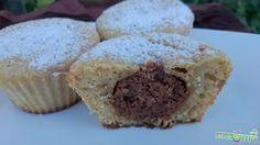 Ferrero Rocher muffin