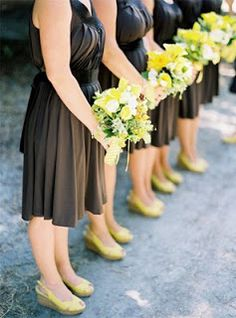 The Wedding Daze Bespoke Wedding & Event Planners: Yellow Themed Wedding