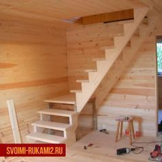 Shocking Attic Remodel Home Decor Ideas - R. Werner - Shocking Attic Remodel Home Decor Ideas Best Useful Ideas: Attic Living Offices attic study sloped ceiling. Attic Staircase, Loft Stairs, House Stairs, Small Space Staircase, Narrow Staircase, Attic Renovation, Attic Remodel, Garage Remodel, Attic Rooms