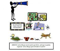 Cuaderno de comprensión lectora: Fantasías Lectoras | Segundo ciclo primaria (3º y 4º) : ejercicios, recursos y actividades