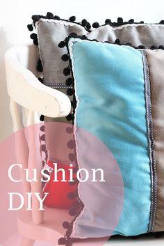 Lana Red: Cushion DIY
