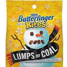 Butterfinger Lumps of Coal - 3.2oz Bag