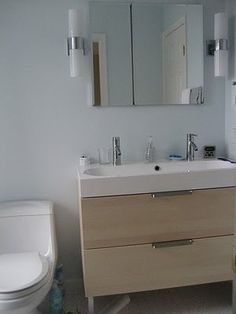 1000 images about bathroom remodel on pinterest ikea for Bathroom cabinets yelp