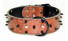 Collar leather