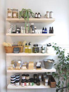 Produkter fra Follain - http://shopfollain.com/