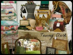 The Vintage Marketplace: ...announcing more vendors on our FB PAGE, stop by! Tawny Clark