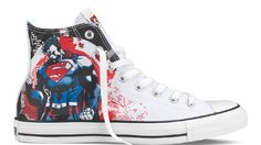 b03f117e6df Check out the Converse DC Comics collection s latest releases and take a  look back at the styles over the years. We have them all in one place!