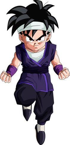 Heres Goku. Vectored from Goku (Saiyan Saga) MLL Redesign Dragon Ball Gt, Goku And Gohan, Kid Goku, Fairytail, Gif Naruto, Sasuke, Goku Saiyan, Z Wallpaper, Naruto Wallpaper