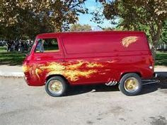 tricked out vans