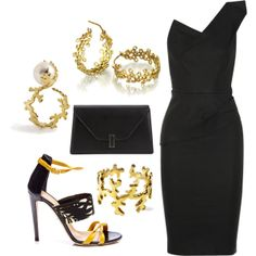 """""""Roland Mouret"""" by amanda-chastinet on Polyvore"""