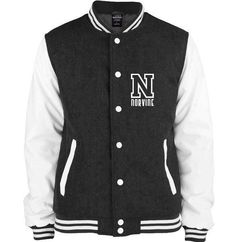Oldschool College Jacket