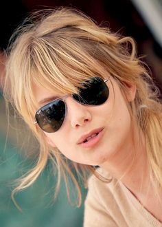 MELANIE LAURENT - bangs