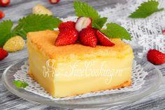 Умное пирожное - рецепт с фото
