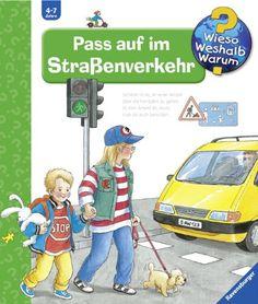 Wieso? Weshalb? Warum? 5: Pass auf im Straßenverkehr von Angela Weinhold http://www.amazon.de/dp/3473332755/ref=cm_sw_r_pi_dp_JzGxvb0B0DDYR