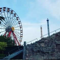 """See 381 photos from 4722 visitors about theme park rides, day pass, and greece. """"I had lots of fun in this place, the staff are nice and friendly. Greece, Fair Grounds, Park, Places, Fun, Travel, Greece Country, Viajes, Parks"""