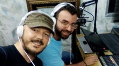 John Deos & Konstantinos Thalassohoris on air now! Dress Code στα θαλασσιά! Visit http://ift.tt/1oZ0u3k for more.
