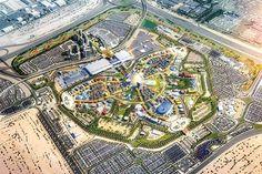 Dubai Municipality has delivered plants ahead of October 2020 launch Accenture Digital, Grand Prix, Dubai, Construction News, Retail News, Expo 2020, Solar Powered Lights, Real Estate Development, Sustainable Development