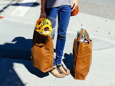 "Market ""Paper"" Bags 
