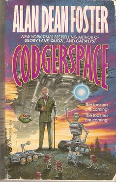 WTF Sci-Fi Book Covers: Codgerspace