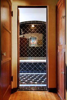 Good Home Construction's Renovation Blog: 1920's Spanish-Revival Art Deco Bathroom