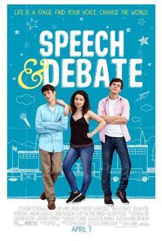 Speech & Debate USA: 2017 Genere: Commedia Durata: 105' Regia: Dan Harris Con: Liam James, Sarah Steele, Austin P. McKenzie, Roger Bart, Janeane