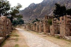Bhangarh is an abandoned town in Rajasthan, India. It was created for a prince as a memorial to his war efforts and it is said to be the most haunted place in the country. It was established in 1573 but due to an alleged curse, it was ultimately abandoned in 1783. The place is so haunted that it is illegal to enter after sunset or before sunrise.