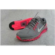 http://www.asneakers4u.com/ 2013 Nike air max womens shoes gray pink buxinzheEU36 39 Sale Price: $67.70
