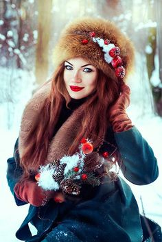 Автор: София Софронова Модель: Маргарита Соловьёва