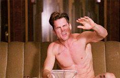 AHS: Hotel - Matt Bomer as Donovan.
