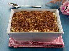 Tiramisu Pudding Desserts, How To Dry Basil, Tiramisu, Macaroni And Cheese, Food And Drink, Herbs, Baking, Breakfast, Ethnic Recipes